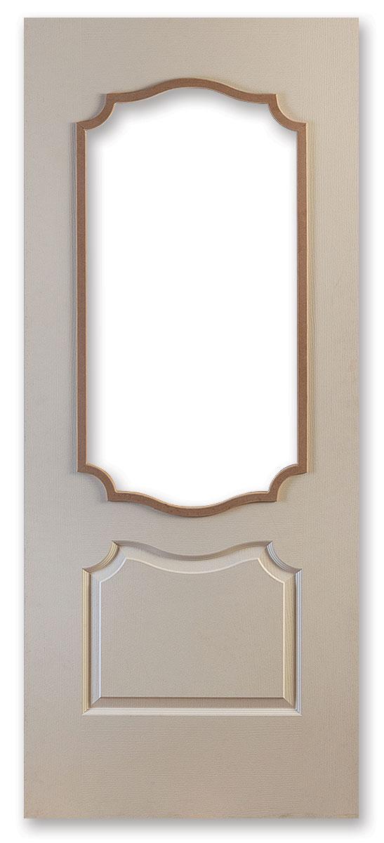 Стъклодържатели за врати Майра - 2150 x 850мм