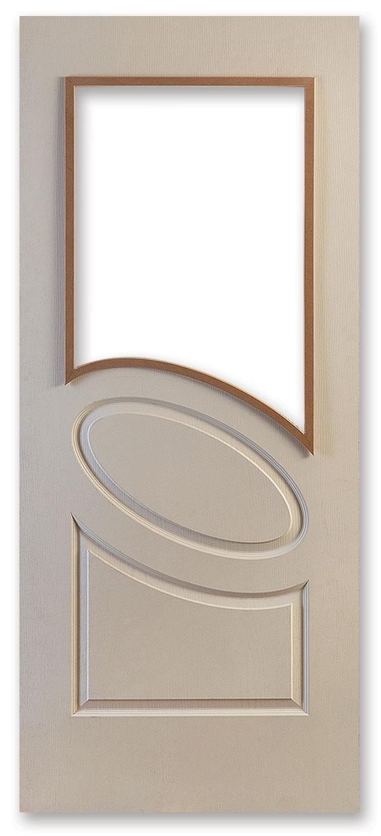 Стъклодържатели за врати Одеса - 2150 x 850мм /дясна/