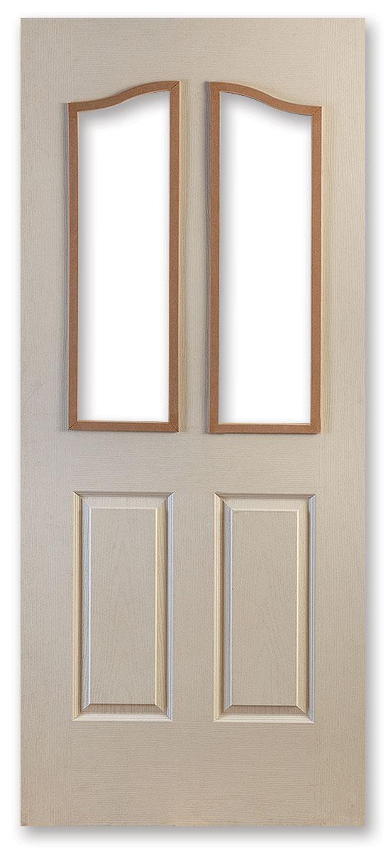 Изработка на крепове за врати от MDF Аспендос - 2150 x 850мм